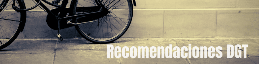 recomendaciones DGT